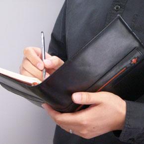 クローチェ システム手帳A5 イメージ画像1