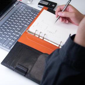 クローチェ システム手帳A5 イメージ画像2